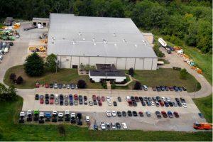 Hi-Vac building in Marietta Ohio